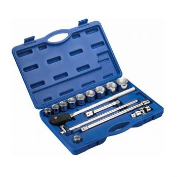 "15PC.—3/4""DR. HAND WRENCH SOCKET  SET"