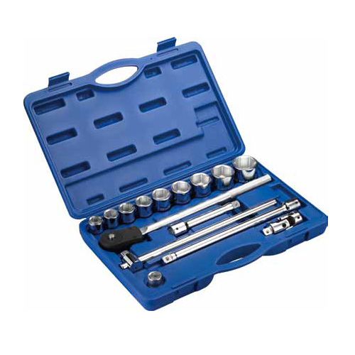 "15PC.—3/4""DR. HAND WRENCH SOCKET  SETS"