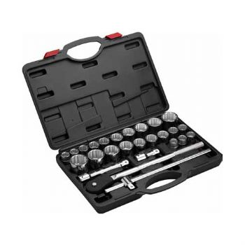 "27PC.—3/4"" DR. WRENCH SOCKET SET"