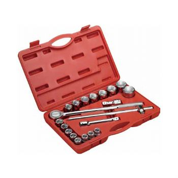 "21PC.—3/4""DR.WRENCH SOCKET SET"