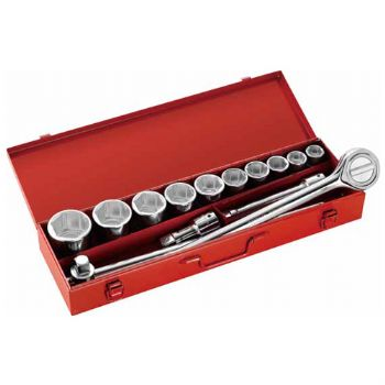 "15 PC.—3/4""DR. BIG SOCKET SET"