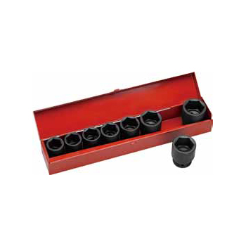 9pc Big Impact Socket Set