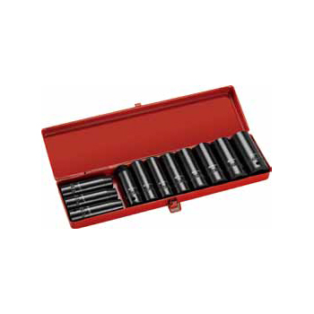 "1/2"" Drive Deep Impact Socket Sets"