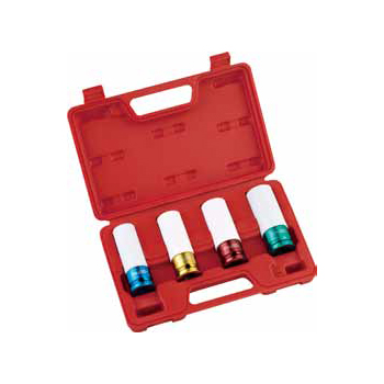 Chrome Moly Steel Socket Set
