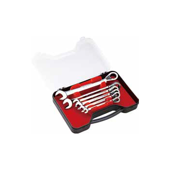6pcs Gear Wrench Set