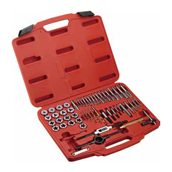 56pc SAE Tap and Die Set